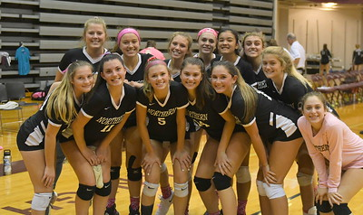 2018-2019 WLN Volleyball