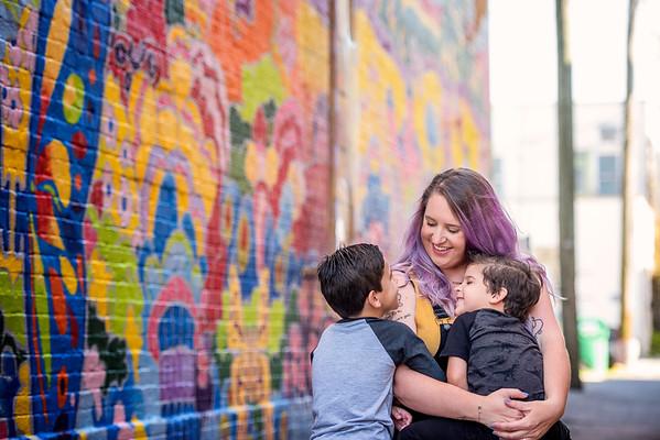 Garza Mural Session April 2021