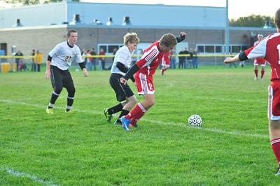 BV Soccer vs SJ 9-16-11