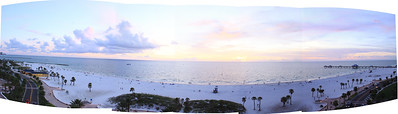 Sunset Pano1