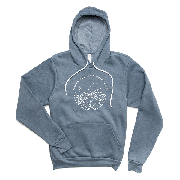 Outdoor Apparel - Organ Mountain Outfitters - Sweater - Astro Nights Hoodie Slate.jpg