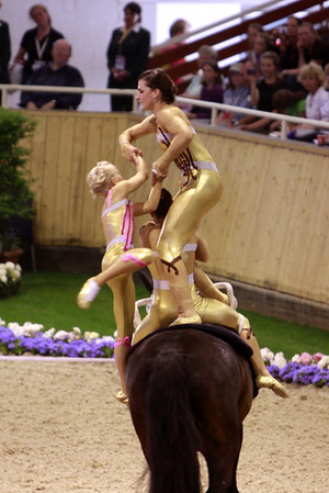 Team Freestyle CHIO Aachen 2009