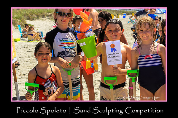 SAND SCULPTING COMPETITION | 29th ANNUAL | FRONT BEACH ISLE OF PALMS