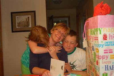Shelley Birthday 2011