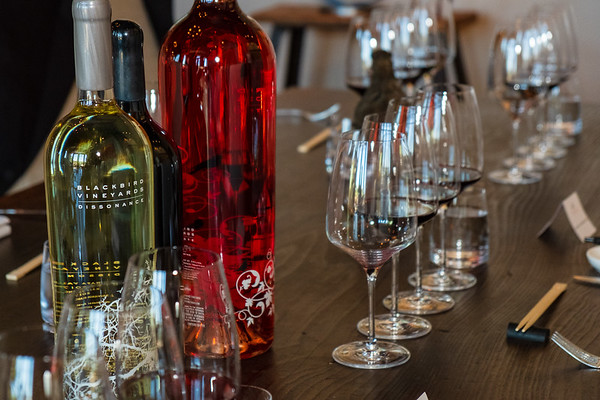 Vintner's Luncheon at RiverHouse by Bespoke Collection