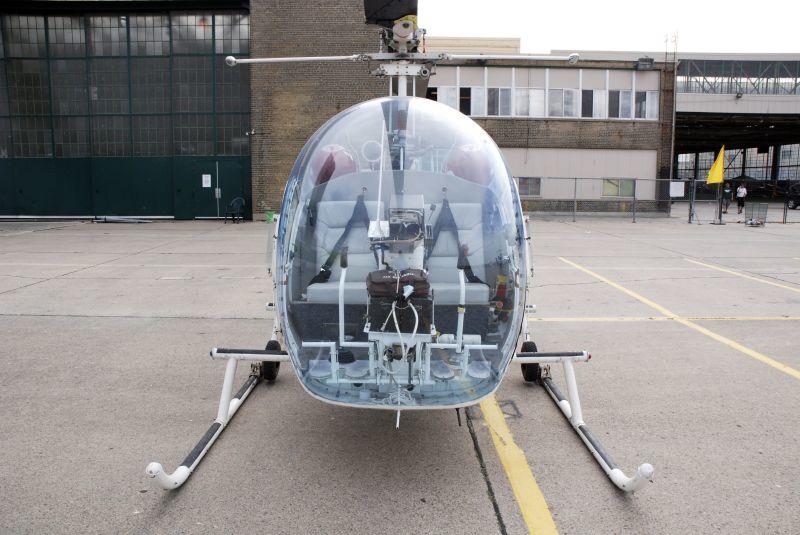 Bell 47G2 C-FKLK