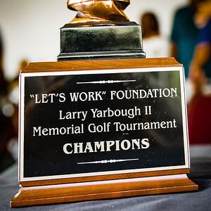 Let's Work Foundation Golf Tournaments