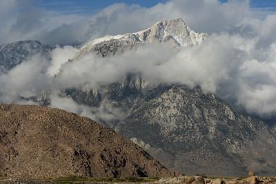 Lone Pine - Mt Whitney
