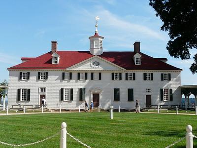 2009 Mount Vernon, Virginia - Washington's Home and Plantation