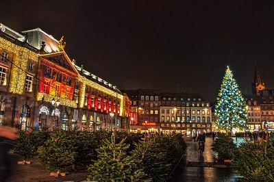 Strasbourg the Capital of Christmas