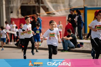 Cursa Baieti 9-11 Ani - Semimaraton Iasi 2019