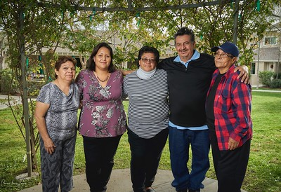 Lalo's Celebration of Family and Friends