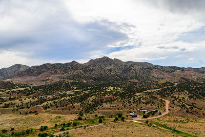 Cañon City: Skyline Drive