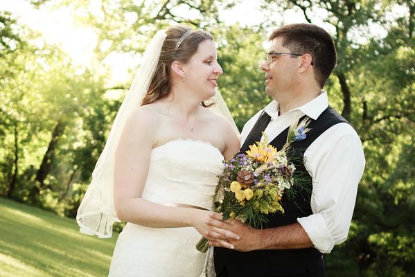 Taber Larson Wedding