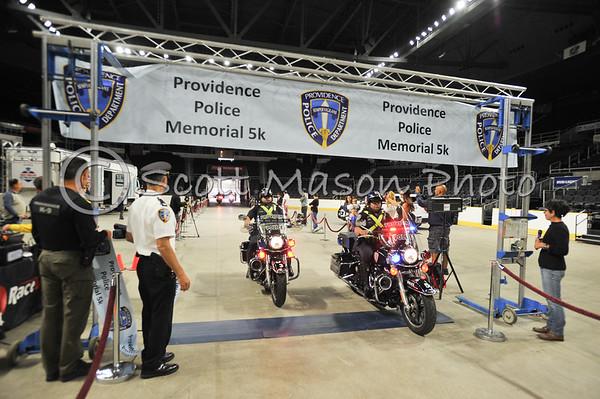 Providence Police 5k Finish 2018