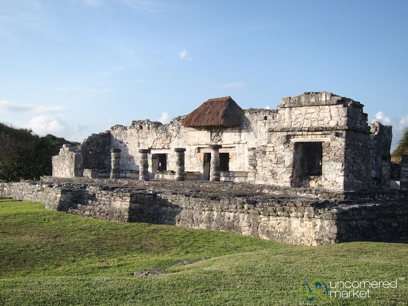 Tulum Mayan Ruins - Riviera Maya, Mexico