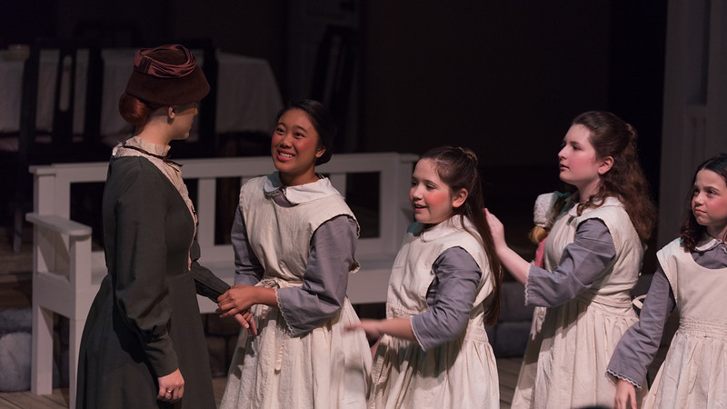 Valencia College 2018, The Miracle Worker
