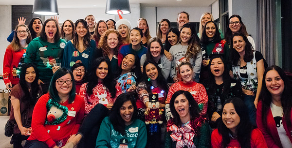 2017-12-09 Parenthoods Ugly Sweater Party