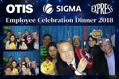 Otis Employee Celebration Dinner 2018 - 13th Apr 2018