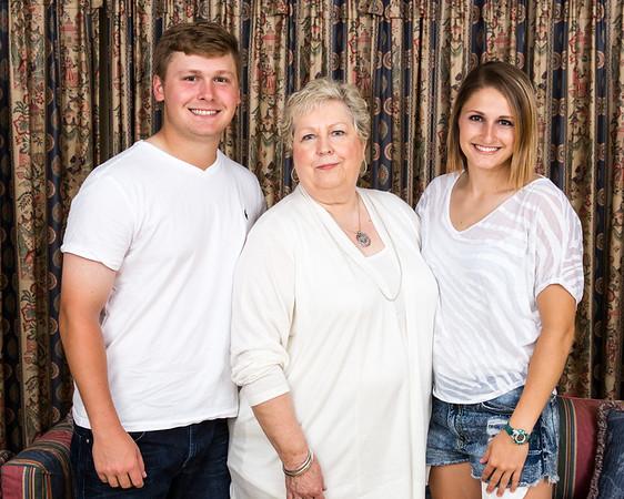 Judy Smedley Family