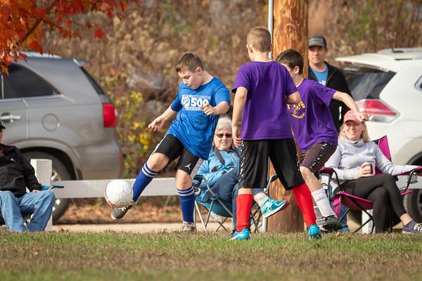 Farmington 500 12U Soccer (Oct. 24, 2020)