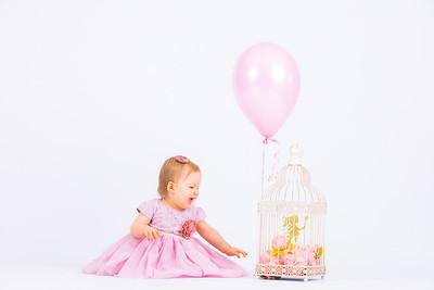 Charlotte First Birthday