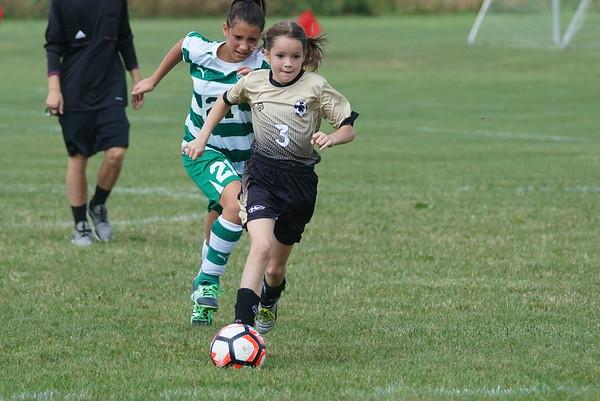 HFS CYO Fall Soccer 2016 U12 9-10-16