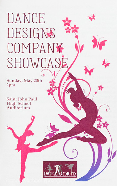 Dance Designs Company Showcase 2018