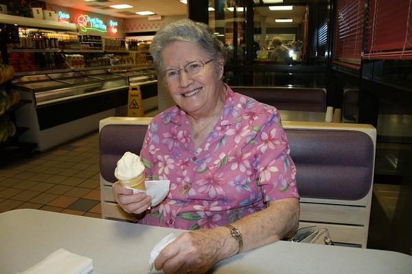 Grandma's Birthday 2009