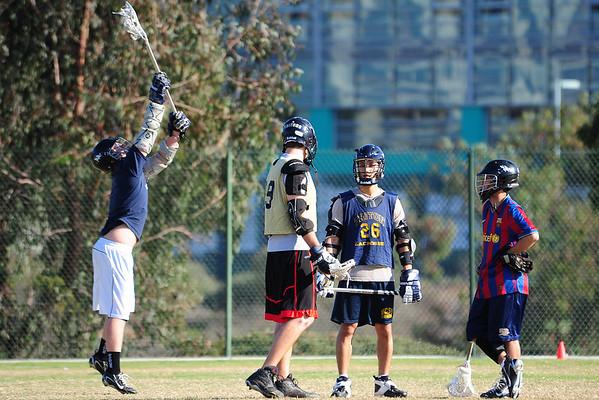 UCSD Alumni game, 11-14-09