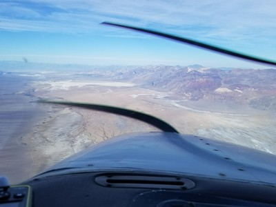 Death Valley by Air 11-17