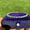 9.50ctw Round Brilliant Diamond Tennis Bracelet 22