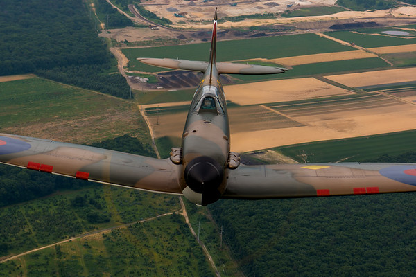 Spitfire Mk I  7/3/18