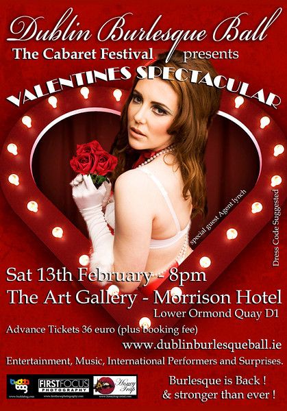 Valentines Spectacular-Burlesque Ball