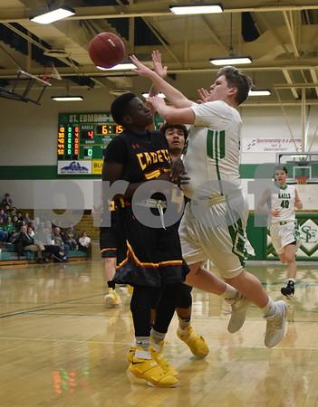1/21/17 Iowa Falls-Alden @ St. Edmond Boys Basketball