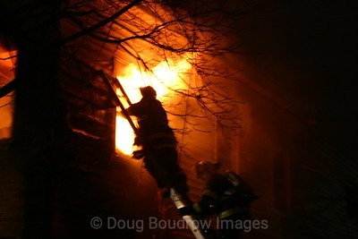 Revere, MA - 2nd Alarm, 31 Shurtleff Street, 1-16-05