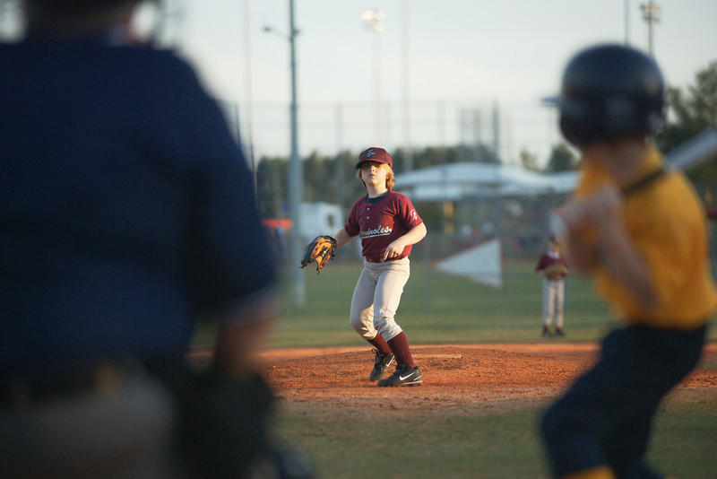 Series of Jordan pitching April 20, 2009 for the first time in a game. He did great!!!