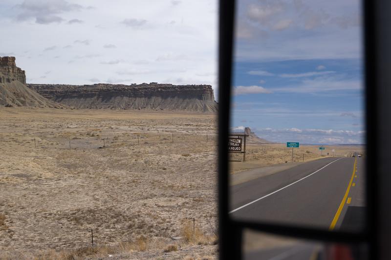 NM/CO Border