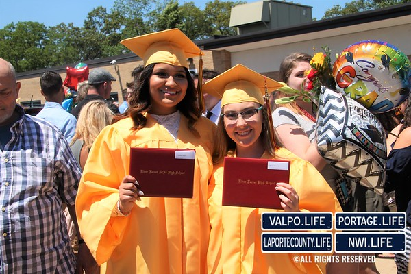 River Forest High School Graduation 2017