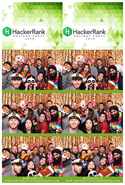 HackerRank 2019