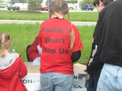 2008 Sandusky Asthma Walk