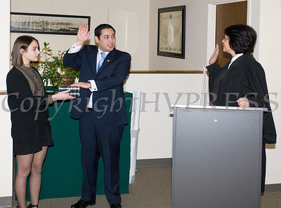 Lujuan Takes Oath of Office