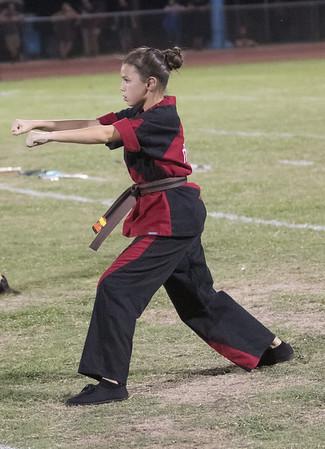 Performance @ Cactus Football Game