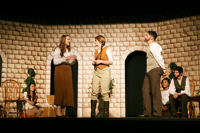 RCS Drama 'Much Ado About Nothing' - May 2013
