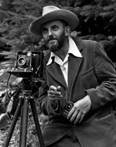Famous Landscape Photographers - Ansel Adams