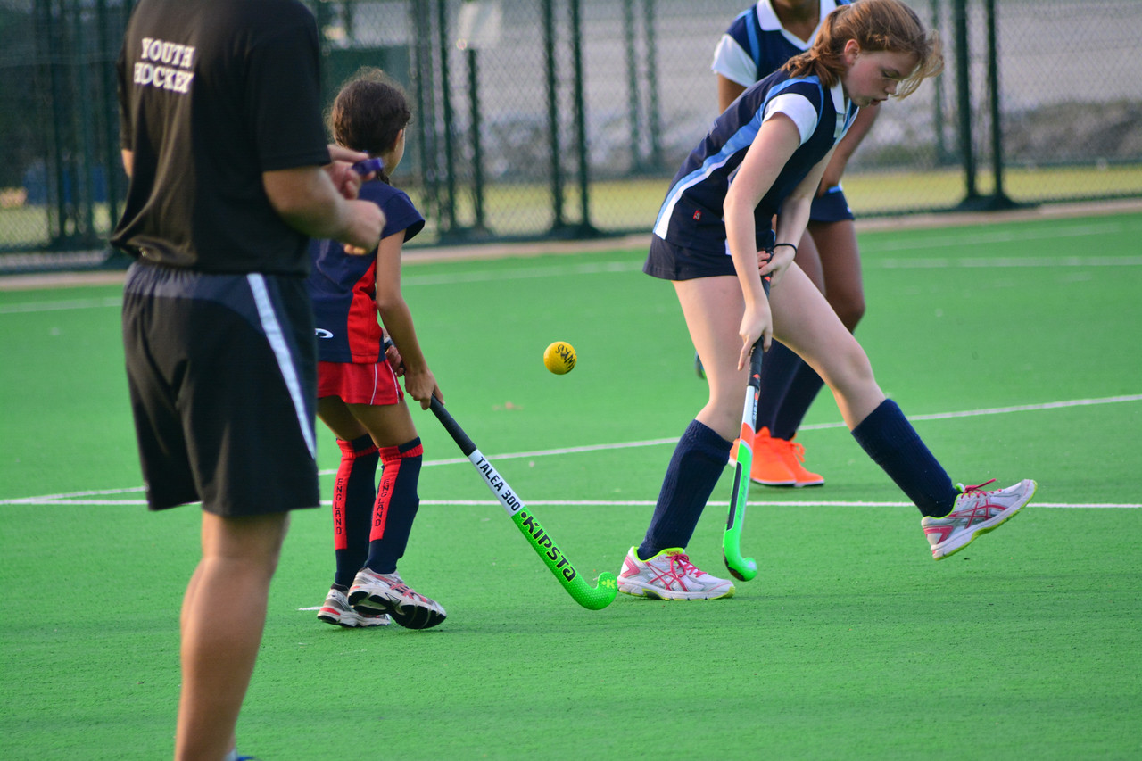 Gibraltar Girls Hockey - Friendly matches