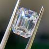 2.31ct Emerald Cut, GIA F SI1 11