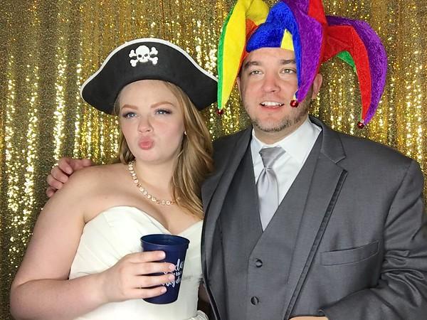 Kyle and Breanna (Photobooth)
