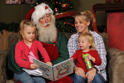 Santa Photos - Saturday Evening 6pm to 9pm
