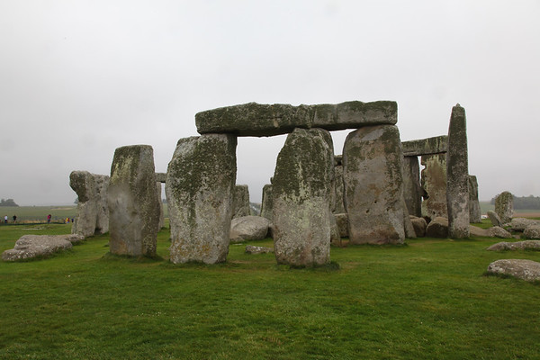Stonehenge, England - August, 2010